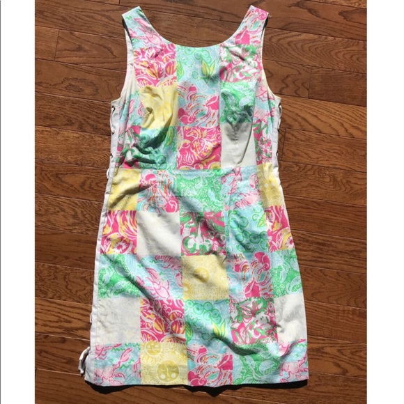 b9198d3470b975 Lilly Pulitzer Dresses | Rare Summer 2015 Multi | Poshmark